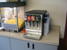 Willtec 4 Flavor Home Soda Fountain Dispenser for Coke or Pepsi Machine