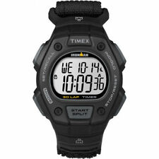 Timex TW5K90800, Men's Ironman 30-Lap Resin Watch, Alarm, Indiglo, TW5K908009J