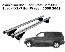 Aluminium Roof Rack Cross Bars fits Suzuki Grand Vitara  XL-7 2000-2005