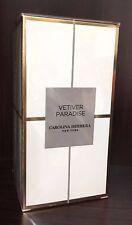 VETIVER PARADISE by Carolina Herrera unisex 100 ML, 3.4 fl.oz, EDT.