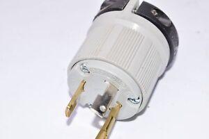 Arrow Hart 30 A 125 V Twist Lock Plug