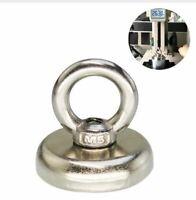 Detection - Aimant Puissant Néodyme N52 Force Neodymium Magnet Circular Eye 25kg