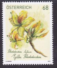 Österreich 2018 Treuemarke,,Gelber Rhododendron,,ANK.Nr.:3407 pf**siehe Bild >