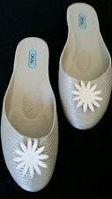New Okabashi Oka b Closed Toe Slides, Ladies Medium/Large , 8.5-9.5, Black