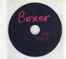 (GT192) Boxer, Abi Wade - Cello Box Voice - DJ CD