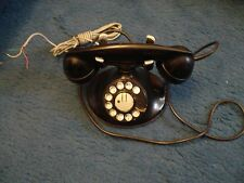 Antique Vintage Bell System Rotary Dial Phone