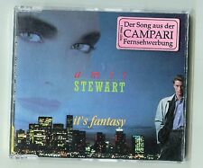 Amii Stewart cd-maxi IT'S FANTASY © 1988 German-3-track Song aus CAMPARI Werbung