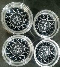 Ford Falcon XY XA XB GT Chrysler VH 14 x 8 Hotwire set 4 polished new nuts caps