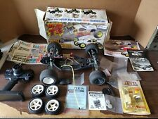 Team Associated Vintage RC10T3 Stadium Untested Parts Lot Topper Rc Car Electric