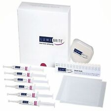 Teeth Whitening Kit 32% Carbamide Peroxide Lumibrite 6 Syringes Tooth Bleaching