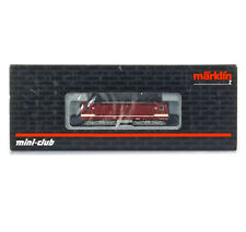 MARKLIN MINI-CLUB 88436 Z GAUGE BR 243 , DR (East Germany) Electric Locomotive