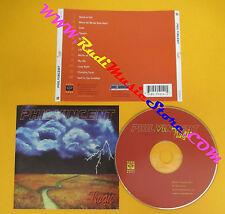 CD PHIL VINCENT Tragic 2001 Germany SONG HAUS 55014-2 no lp mc dvd (CS52)