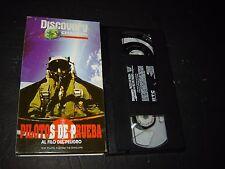 SPANISH VHS pilots de prueba  al filo del peligro(Test pilots at edge of danger)