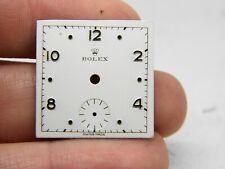 Cadran Montre ROLEXwatch dial. N S44 NAD 1950