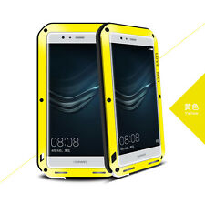 Love Mei Outdoor Hybrid Aluminum Military Scratch Glass Armor Heavy Cover Case