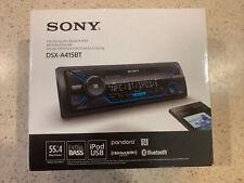 NEW Sony FM/AM Digital Media Player DSX-A415BT Radio SiriusXM Pandora Bluetooth