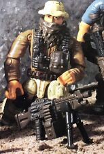 Call of Duty COD Mega Bloks SPECIAL OPS TASK FORCE DWB25  LOGAN FIGURE #4