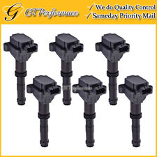 OEM Quality Ignition Coil 6PCS Pack for 99-01 Porsche 911 3.4L/ 97-02 Boxster H6
