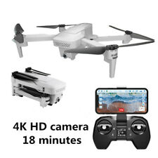 XS818 GPS ZEN 4K HD Dual Camera 18-minute Flight Time Four-axis Aerial Drone