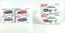 ANY OFFER SET Tomica Limited Vintage Neo Volkswagen VW Golf CLi GTi fiat cedric