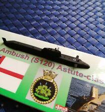 HMS Ambush (S120) Astute-class U-Boot 1:1250 ARIA MASTER