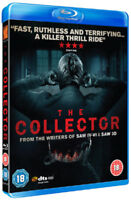 The Collector Blu-Ray (2010) Josh Stewart, Dunstan (DIR) cert 18 ***NEW***