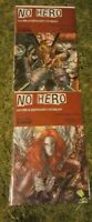 No Hero #1 Avatar SET OF 2 Variant Covers NO JUSTICE & WIZARD WORLD TEXAS