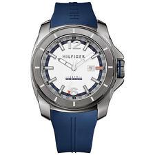 Analoge Silber Tommy Hilfiger Armbanduhren