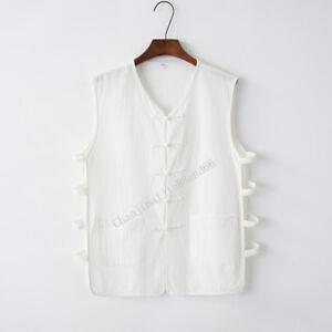 Chinese jacket Kung Fu Tai chi   Martial Arts Wushu Shirt Wing chun Shaolin Vest