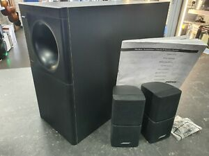 bose acoustimass 5 series iii Sub and speakers