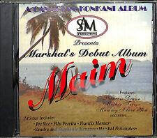 Canadian Konkani Album - Maim - Goan Goa Songs and Music CD