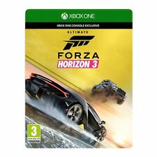 Forza Horizon 3 ULTIMATE EDITION *Digital download* SECONDARY - READ DESCRIPTION