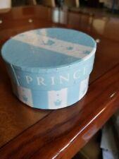 Mudpie Mud Pie Prince Porcelain Trinket Boxes (New Open Box)