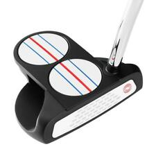 New Odyssey Golf Triple Track ALIGNMENT 2-Ball Putters LINE PUTTS UP EASY