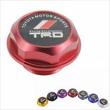 for Toyota Scion Lexus TRD style engine oil filter cap fuel tank cover plug