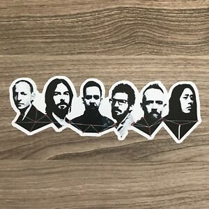 """Linkin Park 6"""" Wide Vinyl Sticker - BOGO"""