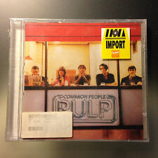 Pulp - Common People Single - NEW