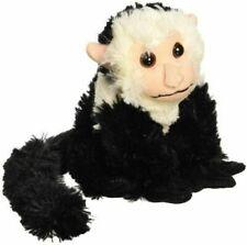Monkey Mini Capuchin Plush Stuffed SoftToy 20cm/8in by Wild Republic