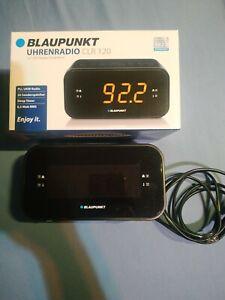 Blaupunkt CLR120 Digital- Uhr Radio- Wecker Uhrenradio mit extra GROßEM DISPLAY