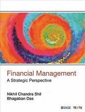 Financial Management : A Strategic Perspective by Fakir Mohan, Bhagaban Das...