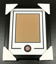 PINSTRIPE NEW YORK YANKEES Medallion Frame Kit 8x10 Photo Double Mat VERTICAL