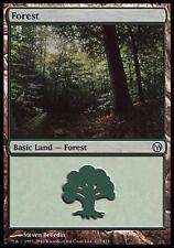 20 Basic Land - SAME ART - Forest - Duels of the Plainswalkers - SP/NM - MTG FTG