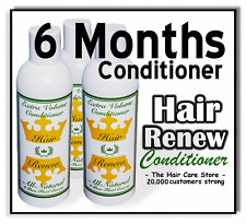 6 month Our BEST SELLING Renew Conditioner - salon hair dye dyed safe women loss