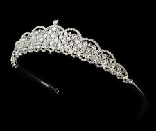 Dazzling Austrian Crystal Rhinestone Royal Princess Wedding Bridal Prom Tiara