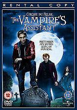 Cirque Du Freak - The Vampire's Assistant [DVD], Very Good DVD, Chris Massoglia,