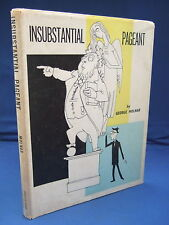 Insubstanial Pageant by George Molnar HB DJ 1959