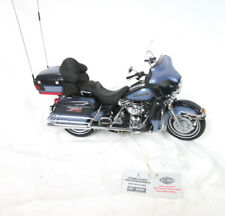 Franklin Mint Precision Harley Davidson Electra Glide Peace Officer Motorcycle