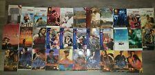 Lot Of 34!!! Romance Novels Variety Of Romantic Books Men in Uniform, Harlequin