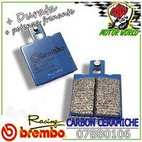 07BB0106 Pastillas Brembo Cerámica Traseros Yamaha Tdr R Lightburner 125