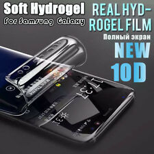 10D Hydrogel Film Full Screen Protector For Samsung Galaxy S10 Plus A7 A8 A9 S9